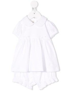 Cashmirino Linda dress set - White