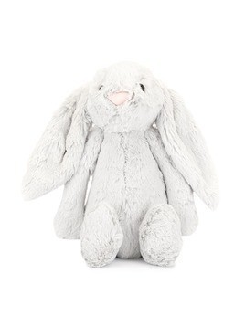 Jellycat Bashful Bunny toy - Grey