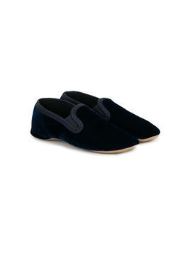 Pépé Kids classic slippers - Blue