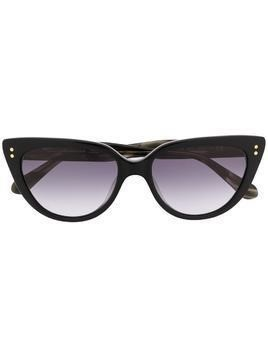 Kate Spade Alijah cat-eye frame sunglasses - Black