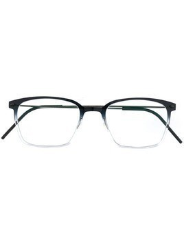 Lindberg rectangle frame glasses - Black