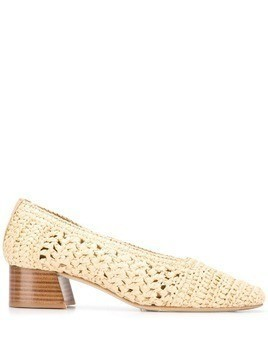 Miista crochet pump - Neutrals