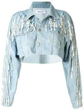 Dalood pear denim jacket - Blue