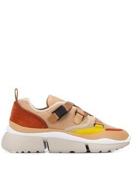 Chloé Sonnie low-top sneakers - Neutrals