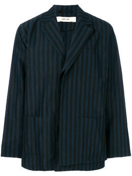 Damir Doma striped blazer - Blue
