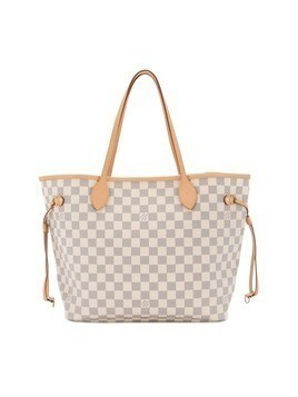 Louis Vuitton Vintage Neverfull MM tote - White