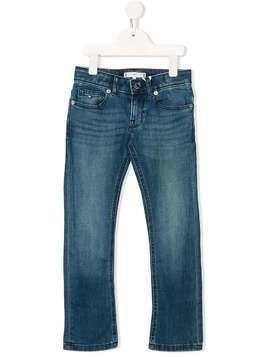 Tommy Hilfiger Junior straight-leg denim jeans - Blue