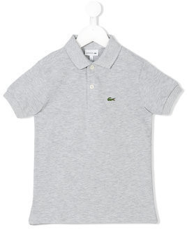 Lacoste Kids classic polo shirt - Grey