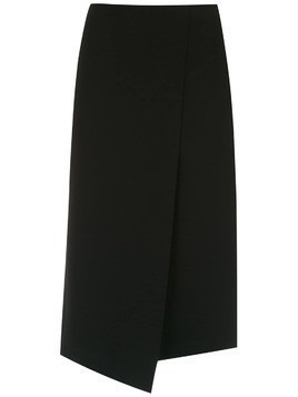 Gloria Coelho asymmetric skirt - Black