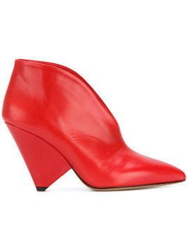 Isabel Marant Adenn ankle boots - Red