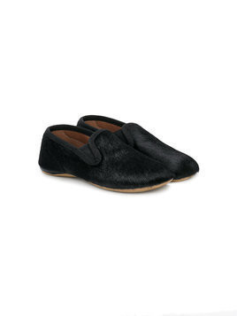 Pépé Kids classic slippers - Black