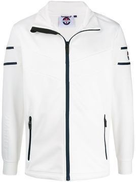Vuarnet Siachen fleece sports jacket - White