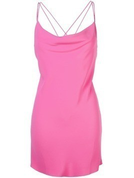 Jay Godfrey Devon mini dress - Pink