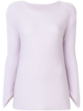 Borgo Asolo cashmere fitted sweater - Pink