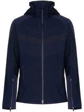 Kjus Freelite zipped hooded jacket - Blue