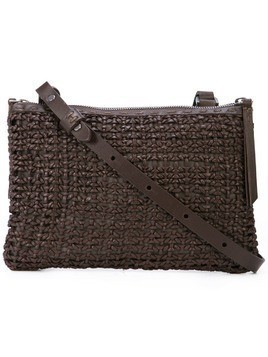 Henry Beguelin Zedda crossbody bag - Brown