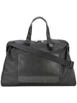 Cerruti 1881 front pocket holdall - Black