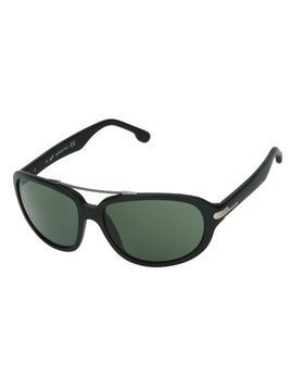Web oval sunglasses - Black