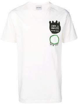 Henrik Vibskov 'In The Dark' T-shirt - WHITE