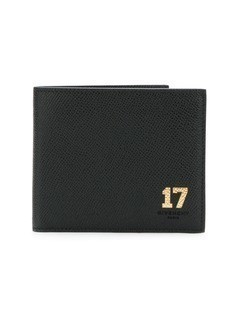 Givenchy '17' billfold wallet - Black