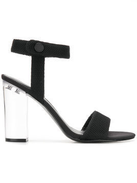 Kendall+Kylie Rowan sandals - Black