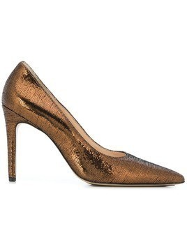Hogl pointed toe pumps - Metallic