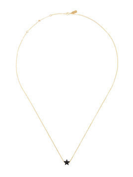 Hues Star pendant necklace - Metallic