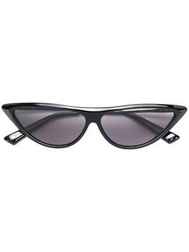 Christian Roth Rina cat eye sunglasses - Black