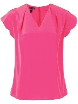 Escada v-neck T-shirt - Pink