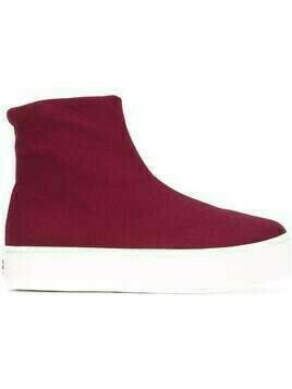 Opening Ceremony slip on sneakers - Red