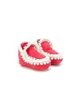 Mou Kids Eskimo boots - Red
