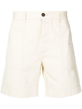 Fortela casual shorts - Neutrals