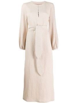 Mara Hoffman June dress - Neutrals