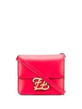 Fendi Karligraphy shoulder bag - F1A6S FUOCO+OVIBR