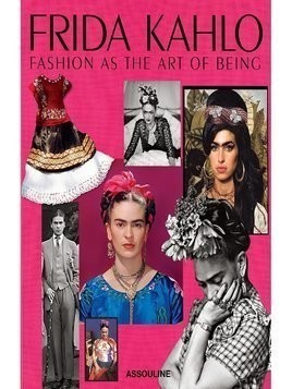 Assouline Frida Kahlo: Fashion as the art of being book - Yellow