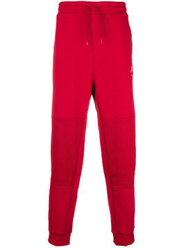 Nike loose track trousers - Red