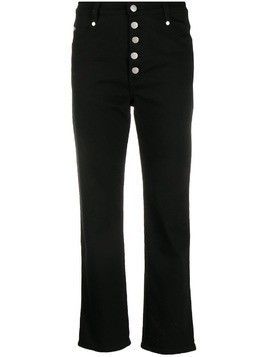 Miaou cropped trousers - Black