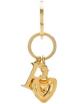 Escada multi-pendant keyring - GOLD