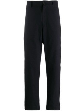Damir Doma straight leg trousers - Blue