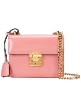 Mark Cross envelope shoulder bag - PINK