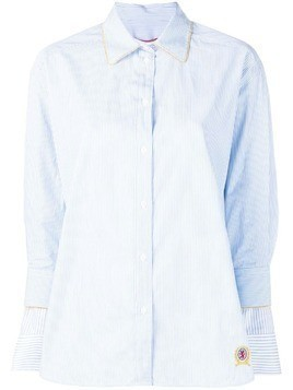 Hilfiger Collection layered sleeve shirt - Blue