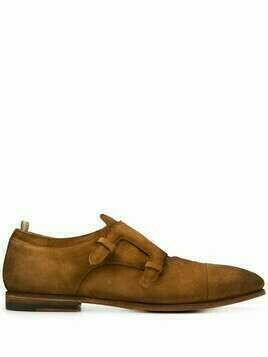 Officine Creative Revien monk shoes - Brown