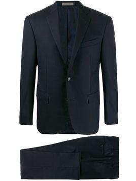 Corneliani fitted two piece suit - Blue