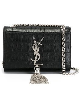 Saint Laurent 'Classic Monogram' clutch - Black