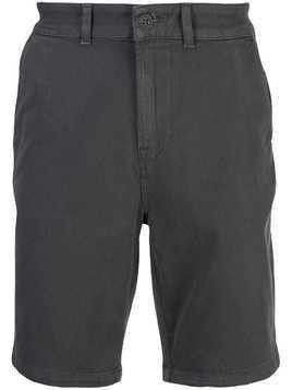 Hudson chino knee-length shorts - Grey