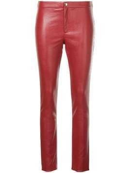 Isabel Marant Étoile Zeffery trousers - Red