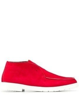 Andrea Ventura slip-on loafers - Red