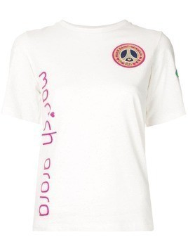 Manish Arora embroidered Neymar Jr T-shirt - White