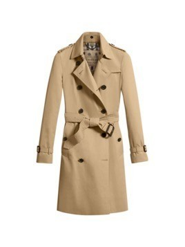 Burberry classic double breasted trench - Nude&Neutrals