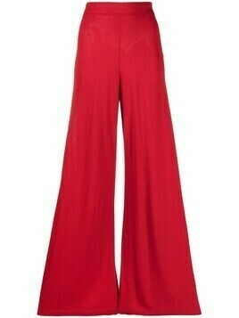 P.A.R.O.S.H. flared leg trousers